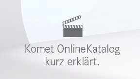 Komet OnlineKatalog Video